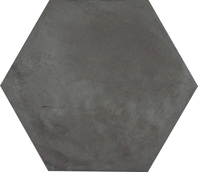 terra nero hex garden state tile. Black Bedroom Furniture Sets. Home Design Ideas