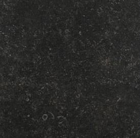 Vermont Black Garden State Tile - 6x6 black floor tile