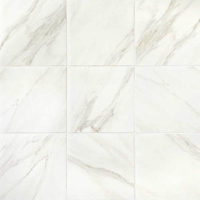 White Floor Tile Garden State Tile