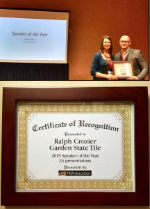 Rcrozier_2015MIA_Award-216x300 2015 Speaker of the Year for MIA and BSI
