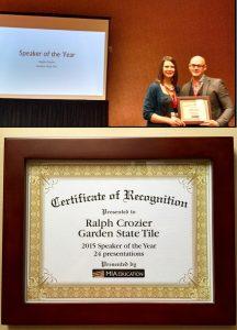 Rcrozier_2015MIA_Award