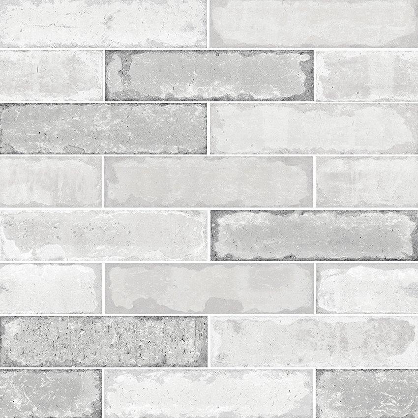 Bricklane White Garden State Tile