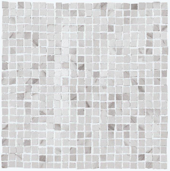 Statuario Micro Mosaic Garden State Tile