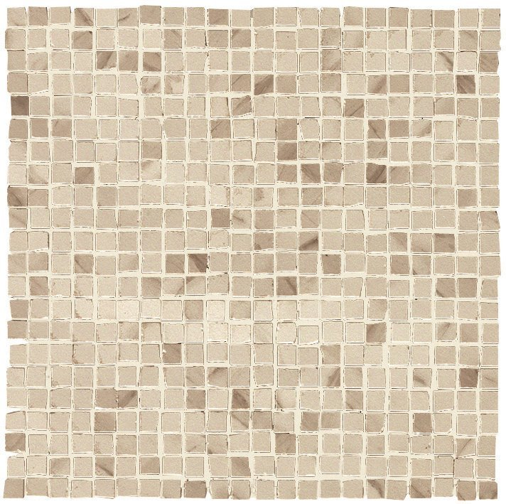Travertino Micro Mosaic Garden State Tile