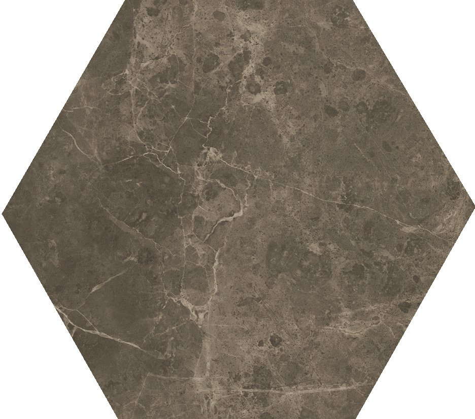 Imperiale Hexagon Garden State Tile