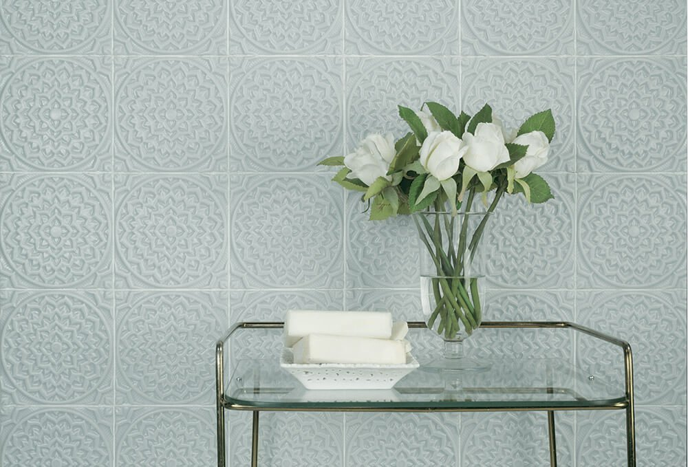 Earth Matte Crackle Tile Garden State Tile