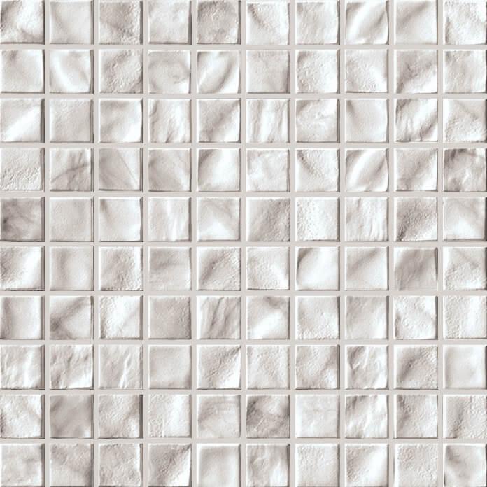 Statuario Natural Mosaics Garden State Tile