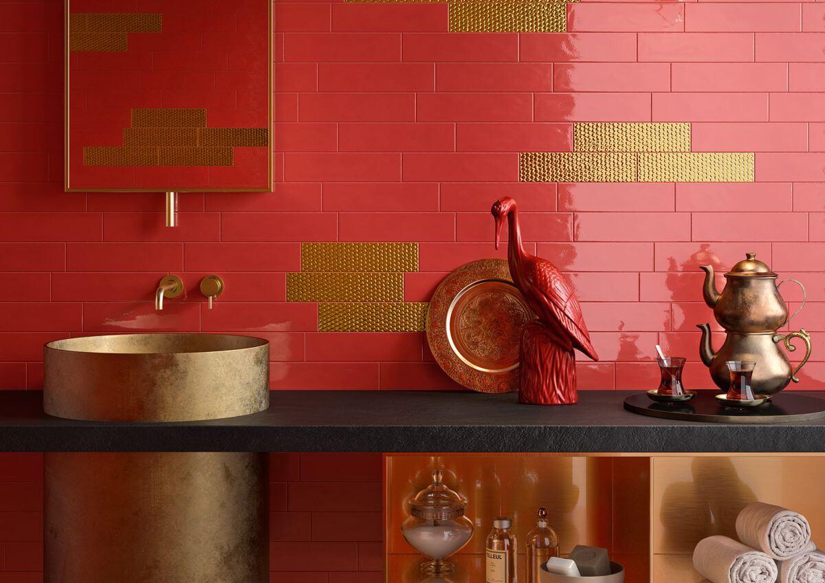 Mr Mural 24 X 24 Ceramic Tile From Garden State Tile