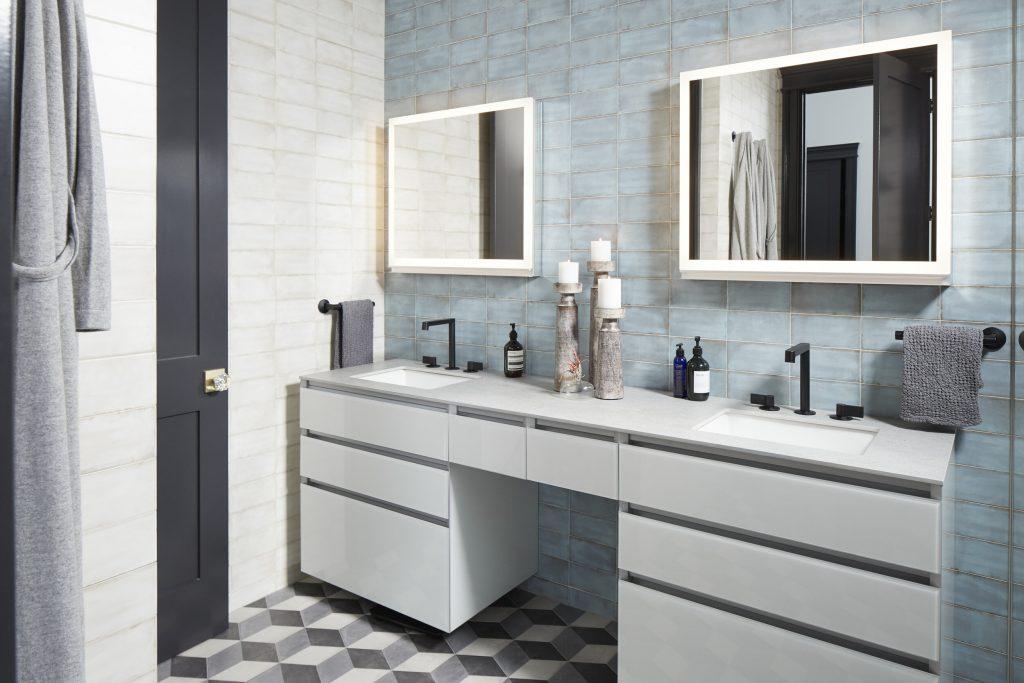 Porcelain Flooring for Bathroom